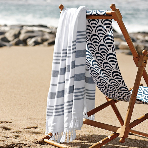 CondoCierge - Vacation Convenience Service in Panama City Beach, FL - additional chair and 2 quality beach towels